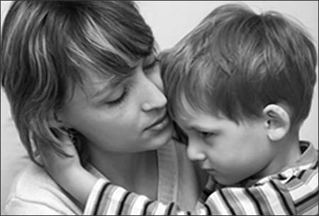 Child custody mediation.