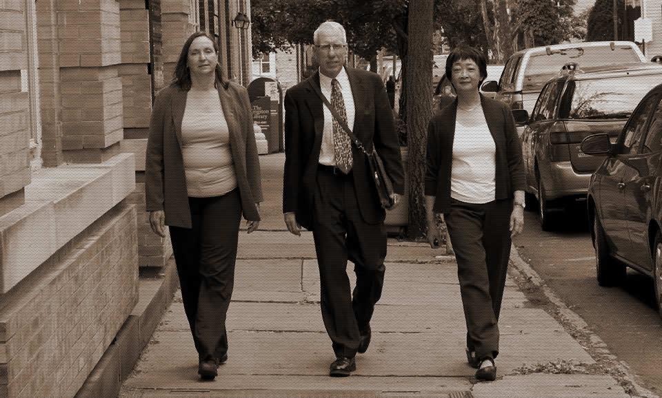 your divorce mediation team